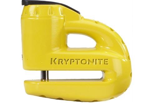 Kryptonite Yellow Disc Lock
