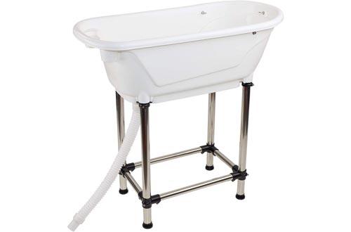 MiMu Elevated Dog Bathing Tub