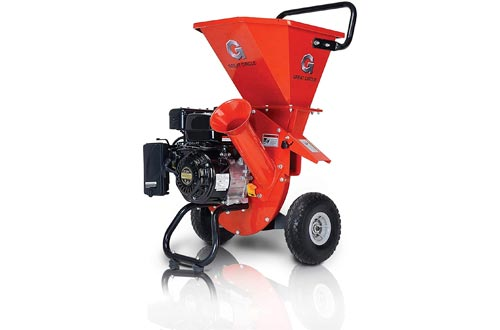 GreatCircleUSA Heavy Duty Wood Chipper
