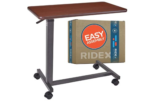 Ridex Adjustable Overbed Table