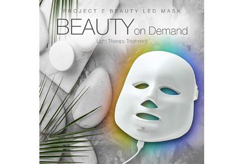 Project E Beauty LED Face Mask Light Therapy
