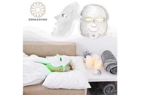 Dermashine Pro Wireless 7 Color LED Mask