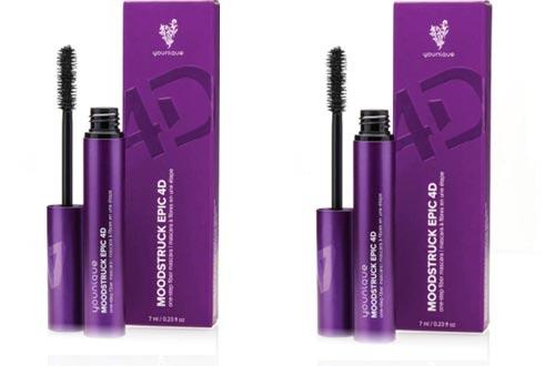Younique MOODSTRUCK EPIC 4D one-step fiber mascara