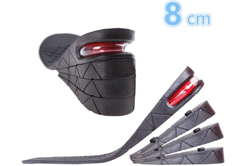 Kalevel Height Increase Insoles 8cm