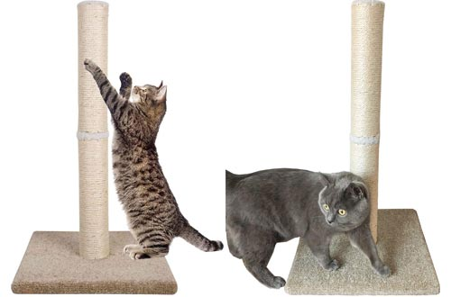 Dimaka Cat Scratching Post for Big Cats