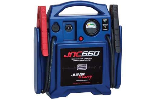 Clore Automotive Jump-N-Carry JNC660 1700 Peak Amp 12 Volt