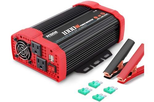NDDI 1000W Car Power Inverter