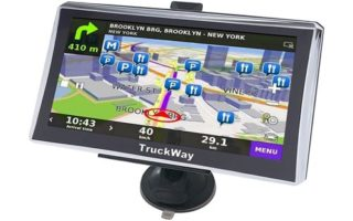 TruckWay GPS - Pro Series Model 720