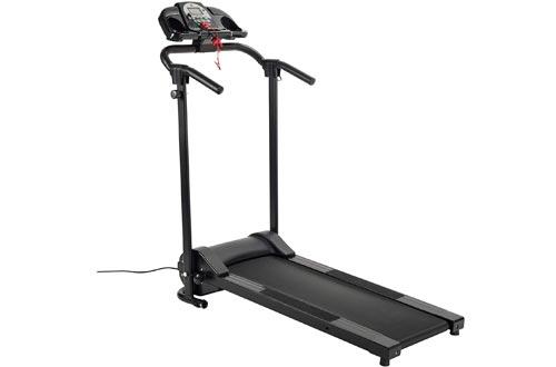 ZELUS Folding Treadmill for Home Gym