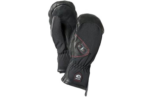 Waterproof Power Heater Cold Weather Ski Gloves
