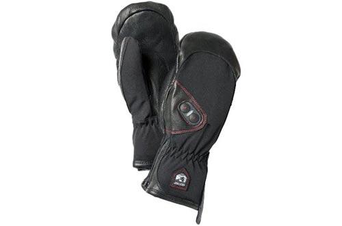 Waterproof Power Heater Cold Weather Ski Gloves