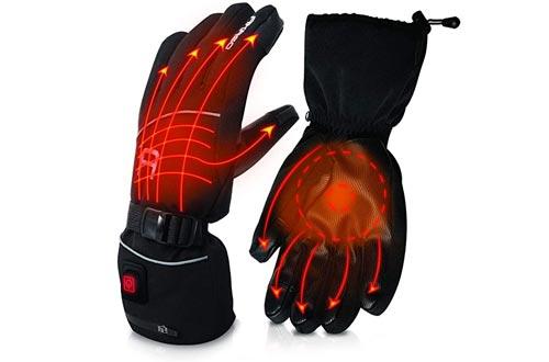 AKASO Heated Gloves