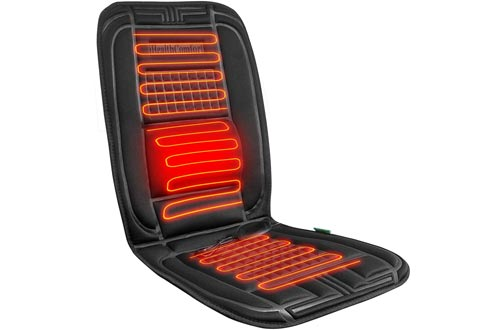 ihealthcomfort Heated Seat Cushion Cover Pad