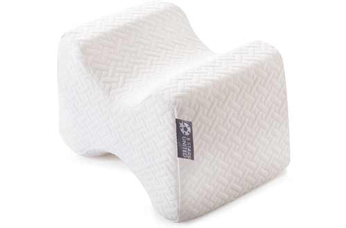 For Side Sleepers - 100% Memory Foam Wedge Contour