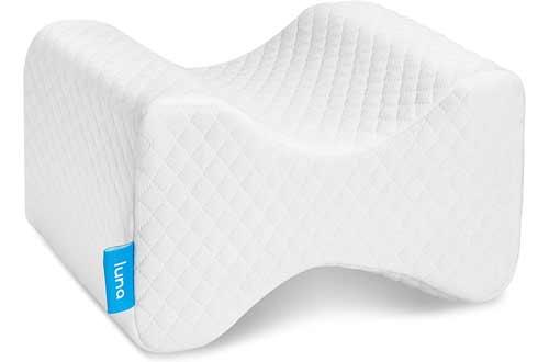 Luna Orthopedic Knee Pillow for Sciatica Relief