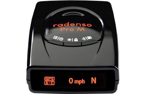 Radenso Pro M Radar Detector with Reduced False Alerts