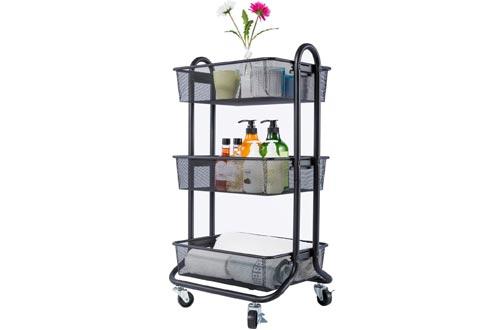 DESIGNA 3-Tier Storage Shelves Multifunction