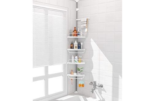 ADOVEL 4 Layer Corner Shower Caddy