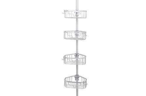 Zenna Home NeverRust Rustproof Tension Pole