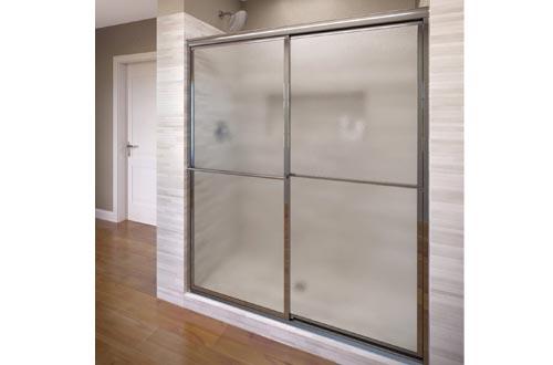 Basco Deluxe Framed Sliding Shower Door