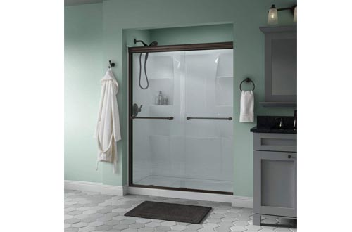 Delta Shower Doors SD3172323 Windemere Semi