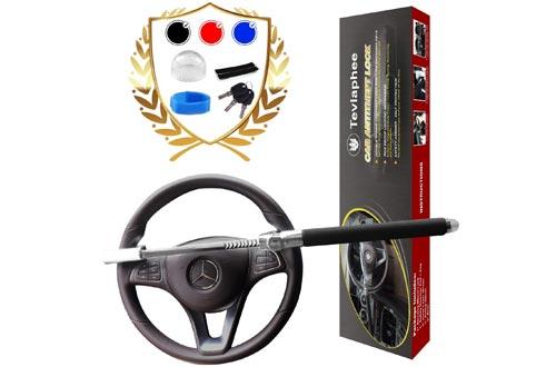 Tevlaphee Steering Wheel Lock for Cars