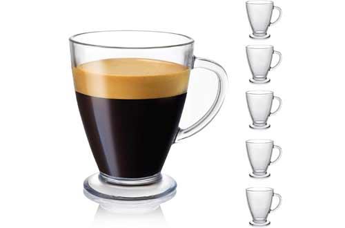 JoyJolt Declan Coffee Mug set of 6