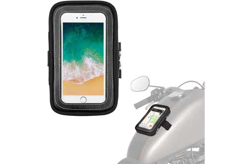 Motorcycle, Sportbike with 8 Strong Magnets Touch Screen for Cell phone up to 6.5 Inch