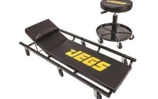 JEGS Creeper and Air Seat