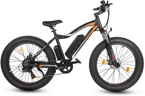 Powerful Mountain Bike