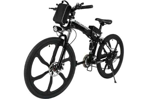 ANCHEER Electric Bike Folding