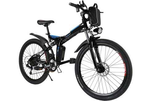Speedrid 26 Electric Bike for Adults