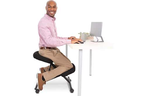 ProErgo Pneumatic Ergonomic Kneeling Chair