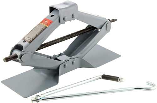 Pro-LifT T-9456 Grey Scissor Jack