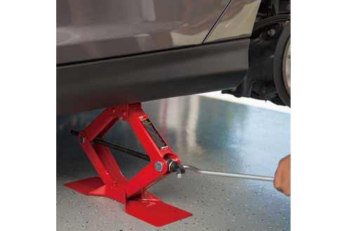 BIG RED T10152 Torin Steel Scissor Lift Jack