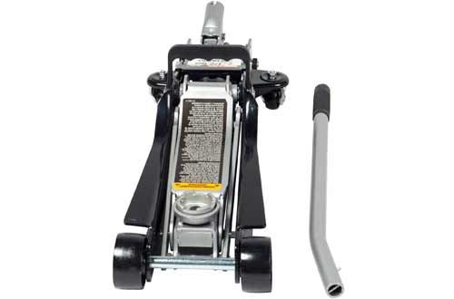 Car Hydraulic Trolley Jack Lift for Home Garage Shop