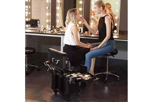 Artist Beauty Trolley Cosmetic Organizer Box