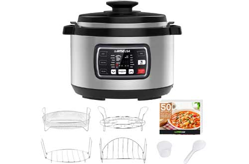 Electric Pressure Cooker Oval with Slow Cook