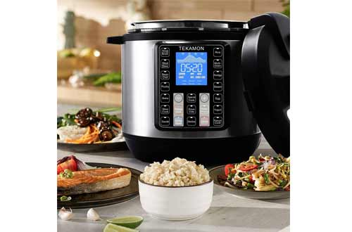 TEKAMON 11-in-1 Electric Pressure Cooker