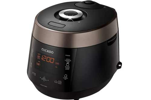 Electric Heating Pressure Rice Cooker & Warmer