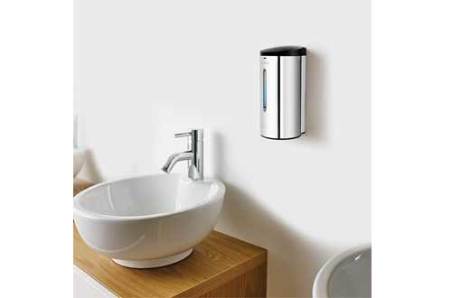 AIKE AK1205 Wall Mounted Commercial Automatic Liquid Soap Dispenser