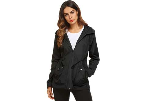 ZHENWEI Rain Jacket
