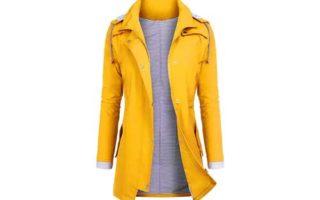 AUDIANO Rain Jackets Women Lightweight Raincoat