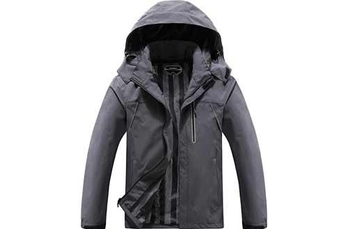 Waterproof Breathable Coat