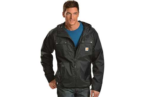 Carhartt Men's Rockford Rain Defender Jacket
