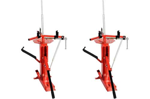 Portable Tire Changer for Motorcycle