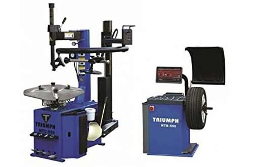 NTB-550 Tire Changer