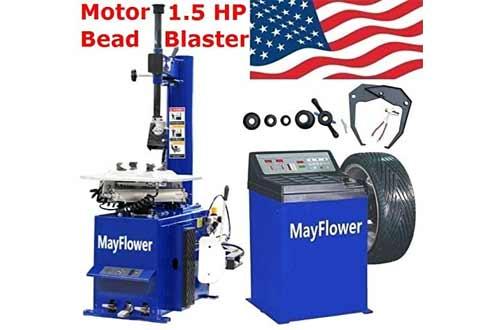 Mayflower - 1.5 HP Tire Changer