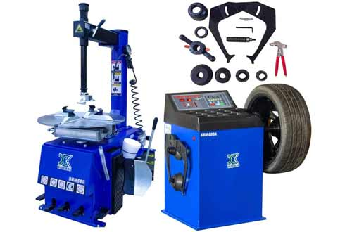 CHIEN RONG 1.5 HP Tire Machine Tire Changer