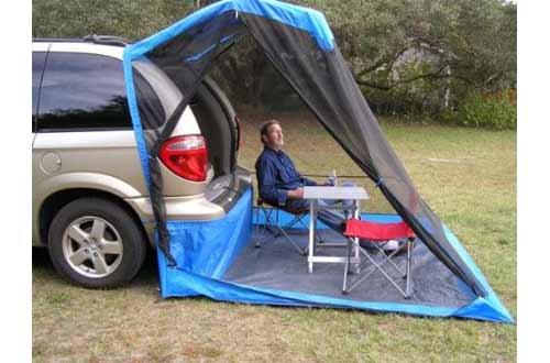 TailVeil Vehicle SUV Tent